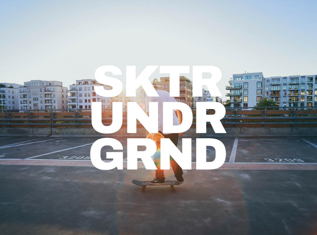 Brigade Web - Skaters Underground